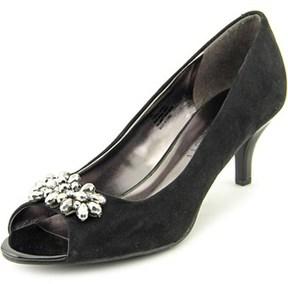 Karen Scott Maralyn W Peep-toe Synthetic Heels.