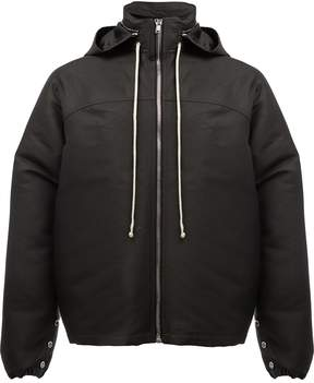Rick Owens hooded windbreaker