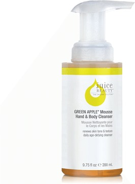 GREEN APPLE Mousse Hand & Body Cleanser