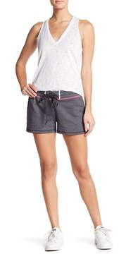 Allen Allen Drawstring Knit Shorts