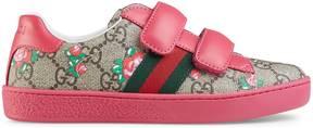 Gucci Children's GG rose bud sneaker