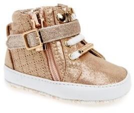 MICHAEL Michael Kors Infant Girl's Baby Rio Crib Shoe