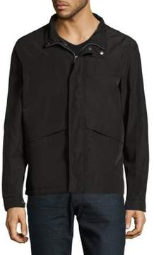 Cole Haan Packable Rain Jacket