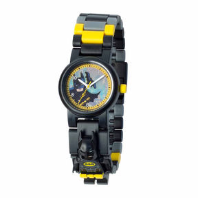 Lego The Batman Movie Batman Boys Multicolor Strap Watch-8020837