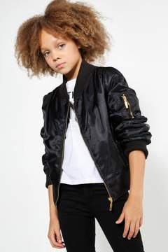 boohoo Girls MA1 Bomber Jacket