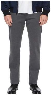 AG Adriano Goldschmied Graduate Tailored Leg Wool Like Pants in Dark Ridge Men's Casual Pants