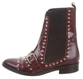 Opening Ceremony Studded Ankle Boots
