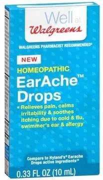 Walgreens Homeopathic EarAche Drops