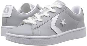 Converse PL 76 Foundational Leather Ox Boy's Shoes