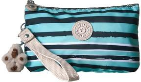 Kipling Creativity XL Printed Pouch Clutch Handbags
