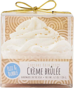 Fizz & Bubble Creme BrAlee Bubble Bath Cupcake