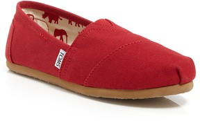 Toms Women's Classic Canvas Slip-Ons
