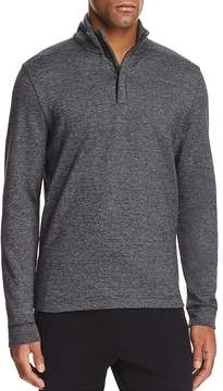 BOSS GREEN Piceno Quarter-Zip Sweater