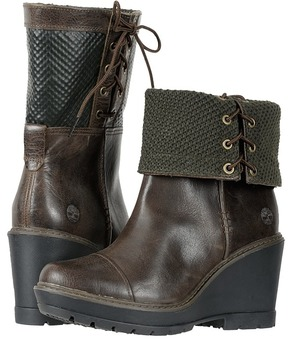 Timberland Kellis Mid Fold Down Boot Women's Boots