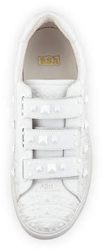 Ash Peace Pyramid-Studded Sneakers