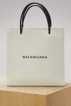 Balenciaga Logo small shopping bag