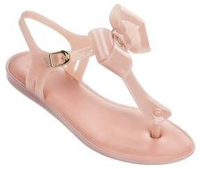 Mini Melissa Mel Solar T-Strap Jelly Sandal (Little Kid & Big Kid)