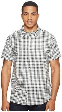 The North Face Short Sleeve Passport Shirt Men's Short Sleeve Button Up