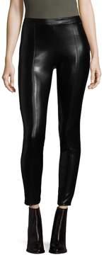 Armani Exchange Women's Faux Leather Pants