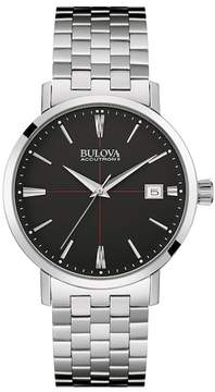 Bulova Men's Dress Bracelet Watch