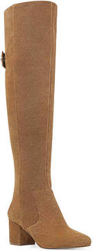Nine West Women's Queddy Over The Knee Boot