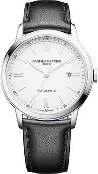Baume & Mercier M0A10332 Classima stainless steel watch