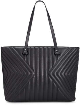 INC International Concepts I.n.c. Cissy Quilted Tote