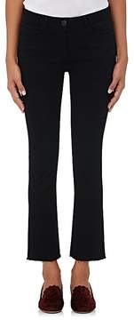 3x1 Women's W25 Crop Baby Boot Jeans