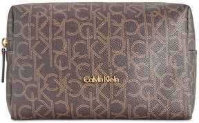 Calvin Klein Signature Medium Cosmetic Bag