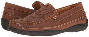 Johnston & Murphy Fowler Causal Woven Venetian Slip-On Men's Slip on Shoes