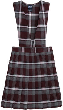 JCPenney French Toast Plaid Jumper - Preschool Girls 4-6x