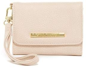 Steve Madden French Wristlet Wallet