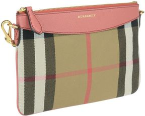 Burberry Wallet - CINNAMON RED/MULTICOLOR - STYLE