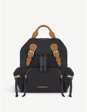 Burberry Small nylon backpack - BLACK - STYLE