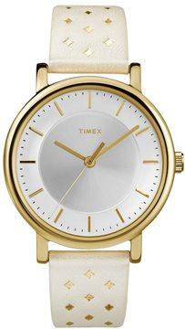 Timex Women's Main Street Leather Watch