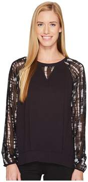 Lucy Be Still Long Sleeve Women's Clothing