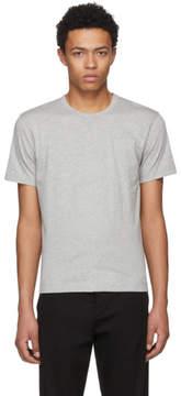 Comme des Garcons Grey Basic T-Shirt