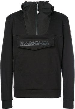 Napapijri Rainforest softshell hoodie