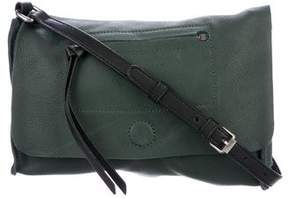 Linea Pelle Leather Hunter Crossbody Bag