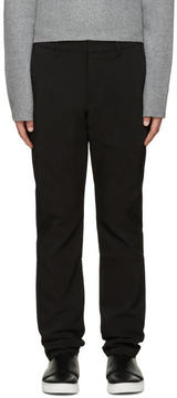 Attachment Black Slim Trousers