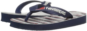 Havaianas Top USA Stripe Sandals Kids Shoes
