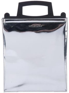 Givenchy Rave Mirrored Leather Satchel