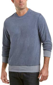 Michael Bastian Gray Label Crewneck Sweatshirt
