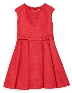 Lili Gaufrette Toddler's & Little Girl's Lurex Dress