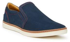 Donald J Pliner Travis Perforated Slip-On Sneaker