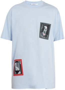 Givenchy Portrait-print cotton-jersey T-shirt