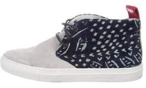 Del Toro Woven Chukka Sneakers