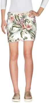 Franklin & Marshall Denim skirts