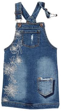 Lucky Brand Gwen Embroidered Skirtall (Toddler Girls)