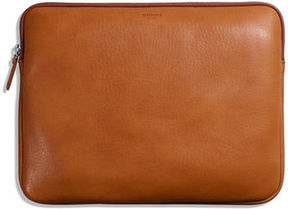 Shinola Leather Portfolio Case